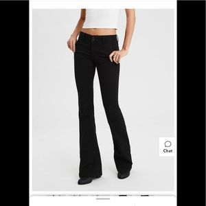 American Eagle Artist flare pant